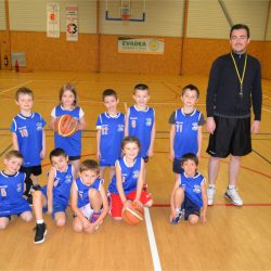 Ecole de basket Petit-Mars
