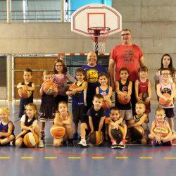 Ecole de basket Saint-Mars